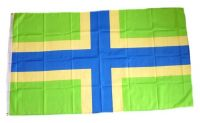 Fahne / Flagge England Gloucestershire New 90 x 150 cm