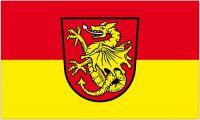 Flagge / Fahne Markt Wartenberg 90 x 150 cm