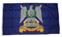 Fahne / Flagge Großbritannien Royal Scots Dragoon Guards 90 x 150 cm