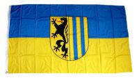Flagge / Fahne Leipzig Hissflagge 90 x 150 cm