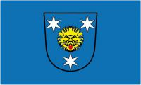 Flagge / Fahne Markt Heroldsberg 90 x 150 cm