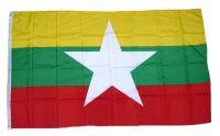 Flagge / Fahne Myanmar Hissflagge 90 x 150 cm