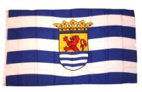 Fahne / Flagge Niederlande - Zeeland 90 x 150 cm