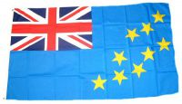 Flagge / Fahne Tuvalu Hissflagge 90 x 150 cm