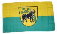 Flagge / Fahne Güstrow Hissflagge 90 x 150 cm