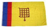 Flagge / Fahne Glücksburg Hissflagge 90 x 150 cm