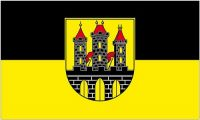 Fahne / Flagge Döbeln 90 x 150 cm