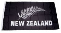 Flagge / Fahne Neuseeland Feder Hissflagge 90 x 150 cm
