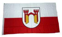 Fahne / Flagge Offenburg 90 x 150 cm