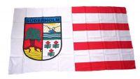 Fahne / Flagge Süderholm 30 x 45 cm