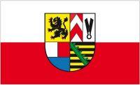Fahne / Flagge Landkreis Sonneberg 90 x 150 cm