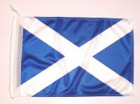 Bootsflagge Schottland 30 x 45 cm