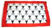 Fahne / Flagge Frankreich - Limousin 90 x 150 cm