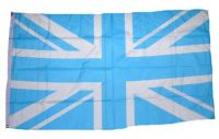 Fahne / Flagge Großbritannien hellblau 90 x 150 cm