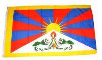 Flagge / Fahne Tibet Hissflagge 90 x 150 cm