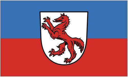 Fahne / Flagge Vohburg Donau 90 x 150 cm