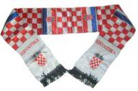Fan Schal Kroatien