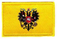 Fahnen Aufnäher Russland Imperial