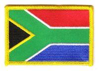 Fahnen Aufnäher Südafrika