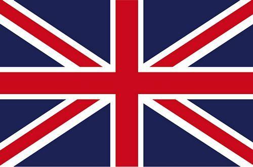 Fahnen Aufkleber Sticker Großbritannien