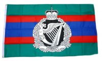 Fahne / Flagge Großbritannien Royal Irish Regiment 90 x 150 cm