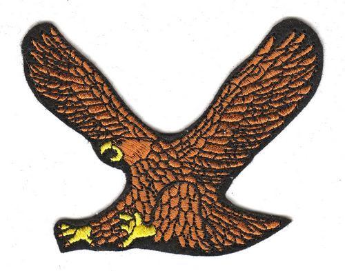 Aufnäher Patch Adler / Eagle 4