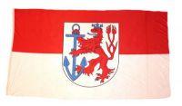 Flagge / Fahne Düsseldorf Hissflagge 90 x 150 cm