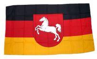 Fahne / Flagge Niedersachsen 30 x 45 cm