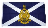 Fahne / Flagge Großbritannien Royal Marines Reserve Schottland 90 x 150 cm