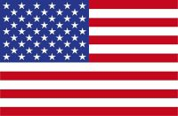 Fahnen Aufkleber Sticker USA