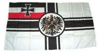 Flagge Fahne Reichskriegsflagge 30 x 45 cm