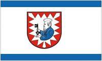 Fahne / Flagge Bad Oldesloe 90 x 150 cm