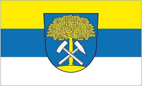 Fahne / Flagge Wackersdorf 90 x 150 cm