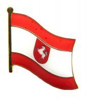 Flaggen Pin Westfalen alt NEU Fahne Flagge Anstecknadel