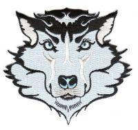 Aufnäher Patch Wolf