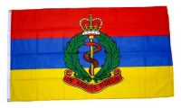 Fahne / Flagge Großbritannien Royal Army Medical Corps 90 x 150 cm