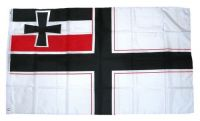Fahne / Flagge Kriegsflagge 1. Weltkrieg 90 x 150 cm