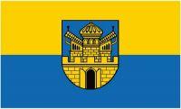 Fahne / Flagge Boizenburg 90 x 150 cm