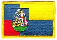 Fahnen Aufnäher Slowakei - Nitra