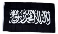 Fahne / Flagge Kalifat Islam Schahada 150 x 250 cm