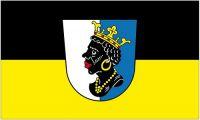 Flagge / Fahne Lauingen Donau 90 x 150 cm