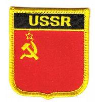 Wappen Aufnäher Fahne UDSSR
