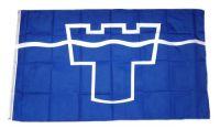 Fahne / Flagge England - Tyne and Wear 90 x 150 cm