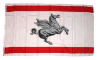 Fahne / Flagge Italien - Toskana 90 x 150 cm