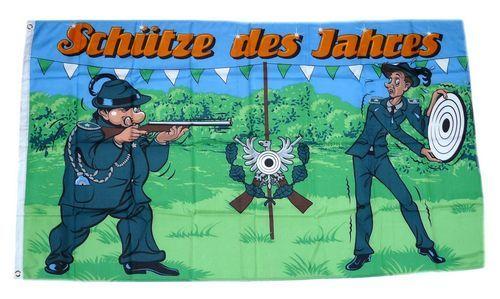 90 x 150 cm Fahne Flagge Einschulung Wir haben einen ABC-Schütze Panda