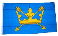 Fahne / Flagge England - Suffolk new 90 x 150 cm
