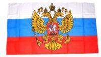 Flagge Fahne Russland Adler 30 x 45 cm