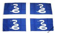 Fahne / Flagge Frankreich - Martinique 90 x 150 cm