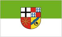 Fahne / Flagge Gundelsheim Württemberg 90 x 150 cm