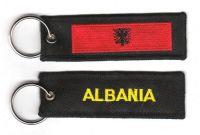 Schlüsselanhänger Albanien